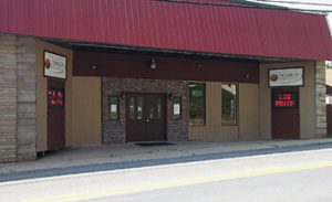 Store front for Delano's Furniture and Mattress in Terra Alta, WV