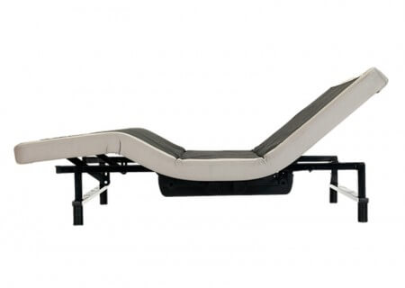ts100 adjustable foam mattress frame
