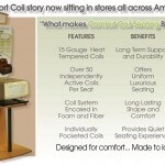 Comfort Coil system for Jackson Furniture