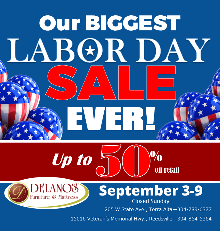 Bedroom Set Labor Day Sale