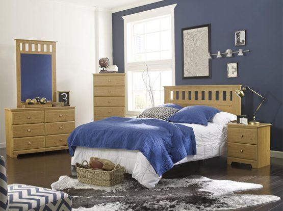 Eagle River - Lang Furniture Youth Bedroom Set