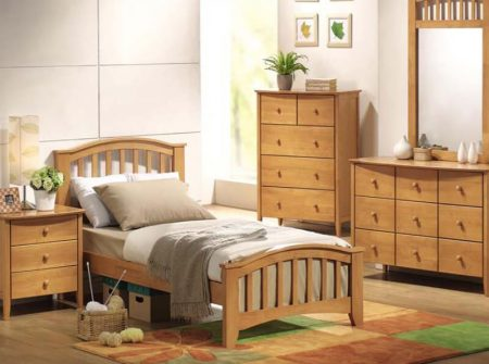 San Marino style youth furniture set by ACME Furniture