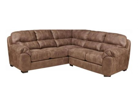Jackson Furniture - Grant Sectional Sofa - WV Furniture