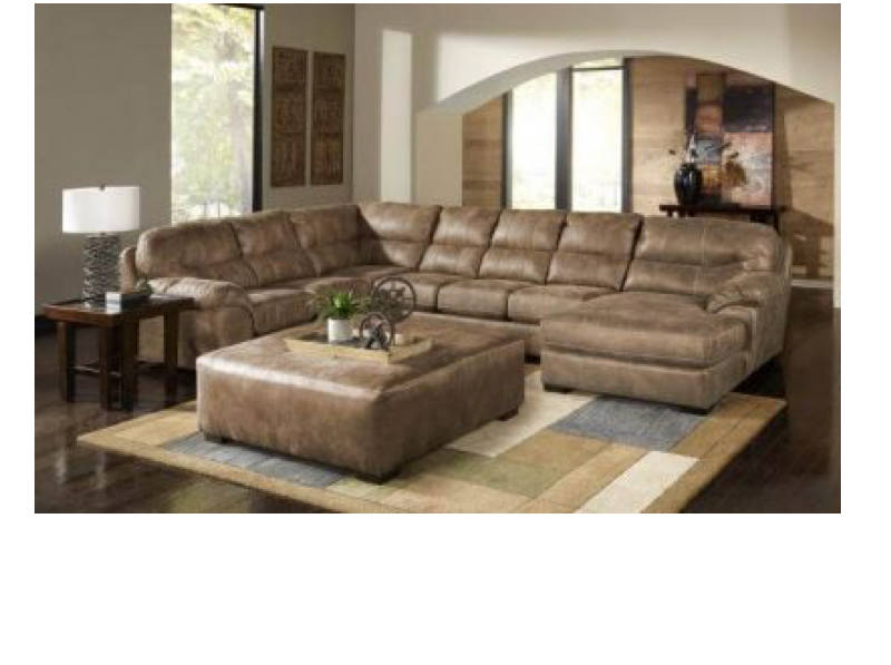 Jackson Grant Sectional Sofa Delano 39 S Furniture And Mattress West Virginia
