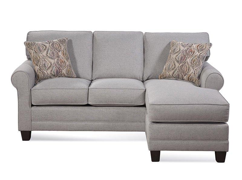 Serta 3730sch Cho Sofa Chaise Delano S Furniture And