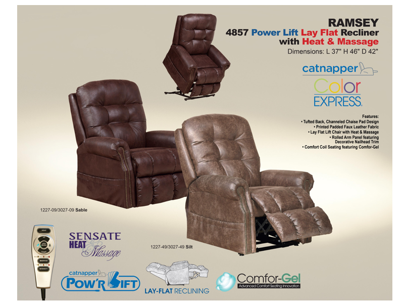 catnapper ramsey lift chair delano s furniture and mattress west
