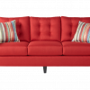 6800 Sofa Jitterbug Red